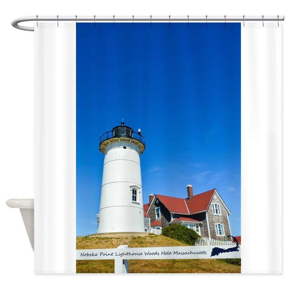 Amazon CafePress Cape Cod Shower Curtain Decorative Fabric 69x70 Home Kitchen