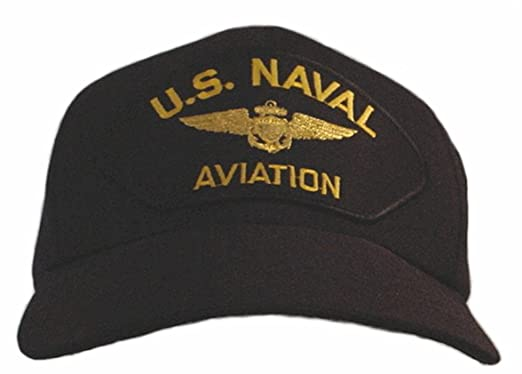 Amazon.com  US Navy Naval Aviation Ball Cap  Clothing 9b0eb4559f2