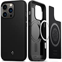 Spigen Compatible for iPhone 13 Pro Case Mag Armor - Matte Black