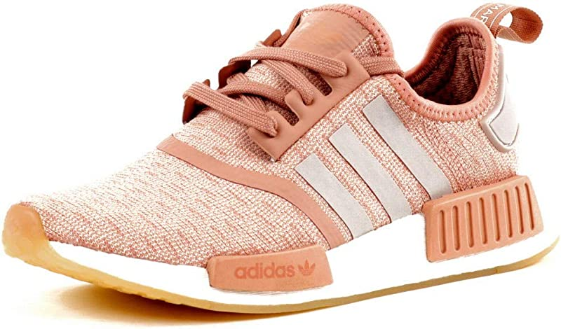 adidas NMD R1 Sneakers Laufschuhe Damen Orange