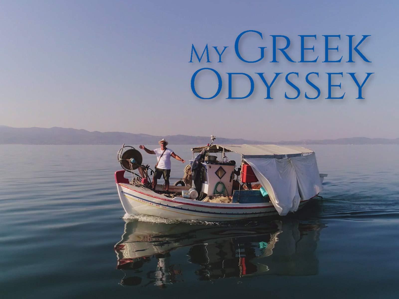 Watch My Greek Odyssey | Prime Video