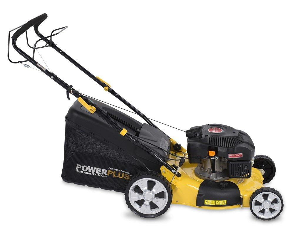 Powerplus POWXG60210 Walk behind lawn mower Gasolina cortadora de ...