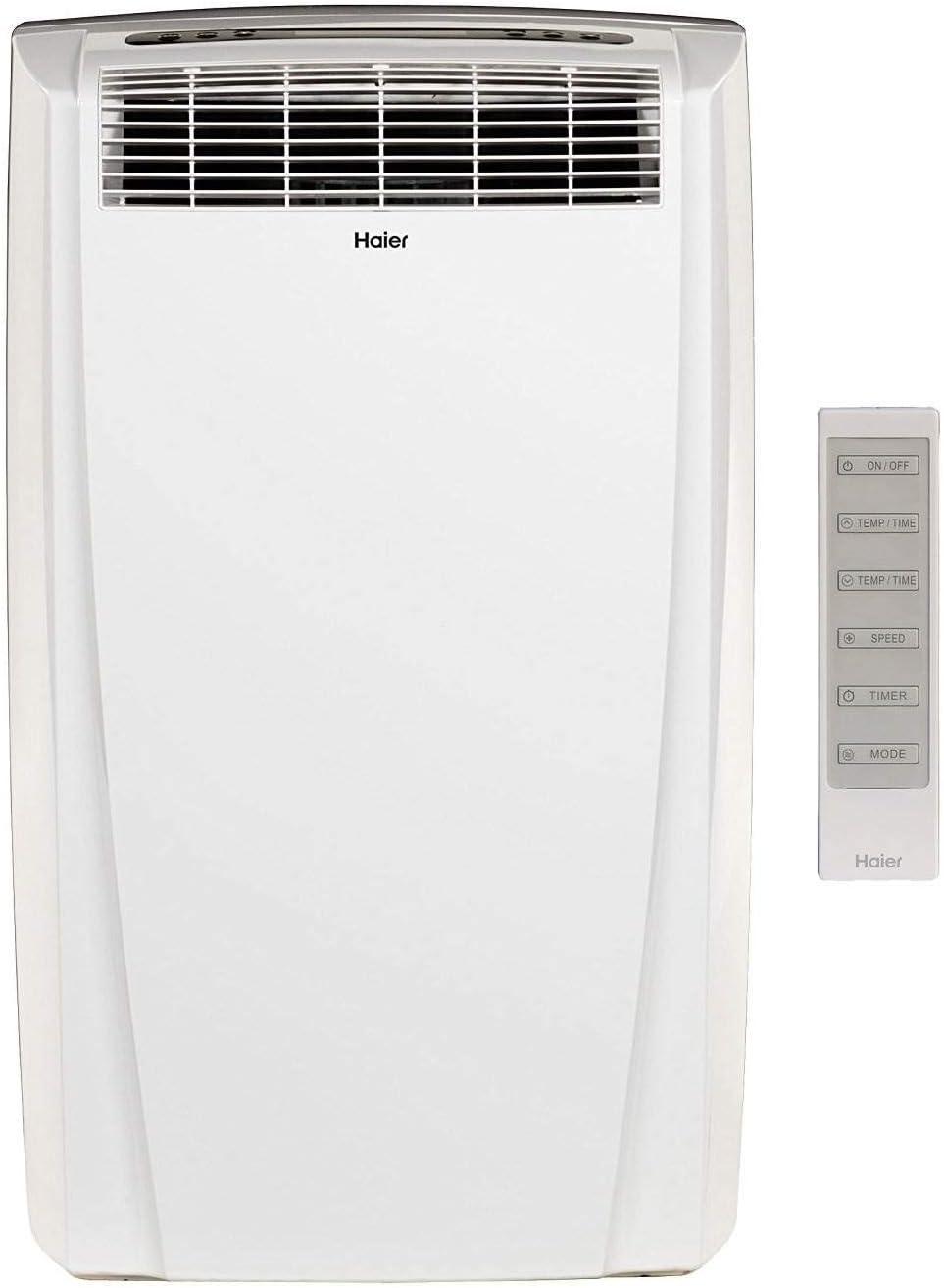 Haier HPB10XCR 10000 BTU Portable Air Conditioner Renewed