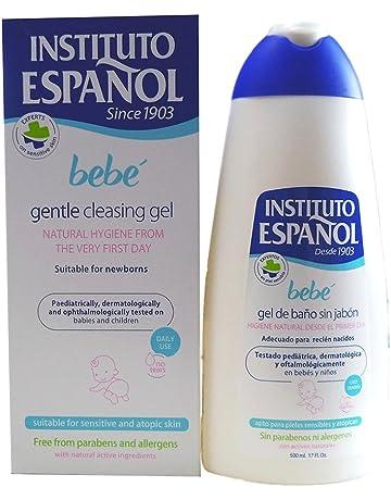 Instituto Español Bebe Gel de Baño sin Jabón - 500 ml