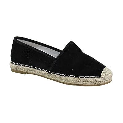 By Shoes Espadrille Style Suédine - Femme