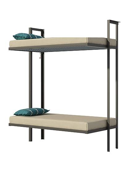 Charmant Amazon.com: Folding Bunk Bed Plans DIY Bedroom Furniture Kids Adult  Children Build Your Own: Kitchen U0026 Dining