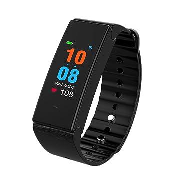 HDWY Pulsera Inteligente con Pantalla en Color Contador de Pasos Calorie Sleep Monitor Distancia Reloj Deportivo
