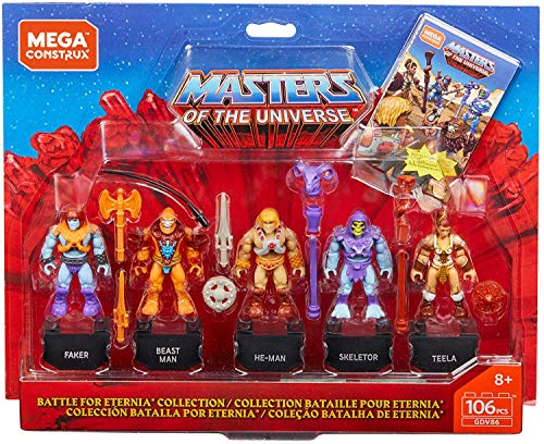 - Mega Construx Heroes Battle of Eternia Collection