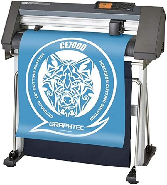Graphtec CE7000-60 - Plotter de corte con soporte: Amazon.es ...