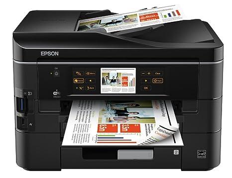 Epson Stylus Office Bx 935 FWD - Impresora Multifunción Inyección de Tinta a Color, WiFi, Bandeja 500 Hojas