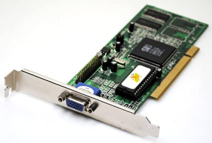 Sis PCI de 6326 - 21 - 4 M 6326 4 MB de tarjeta gráfica PCI 32bit ...