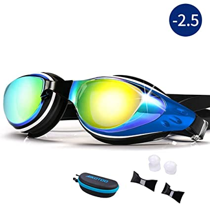 728d0a1a64cd Amazon.com   AIKOTOO Swim Goggles