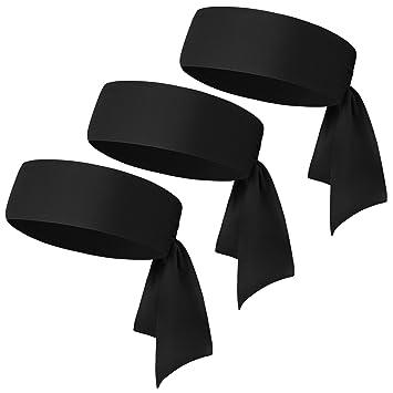 Amazon.com: Cabeza y corbata diadema para hombres y mujeres ...