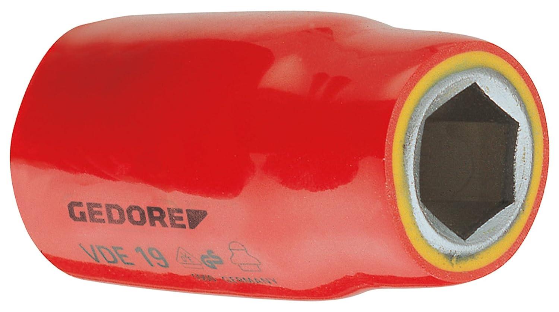 GEDORE VDE 19 14 VDE Socket 1//2 14 mm
