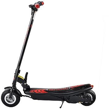SABWAY® Patinete Eléctrico Juvenil sin Asiento Plegable - Scooter Sin Silla y Acelerador 250W
