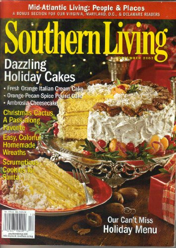 SOUTHERN LIVING MAGAZINE DECEMBER - Island Pawleys Gardens