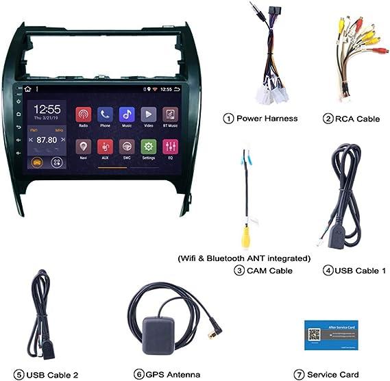 Sistema de navegación GPS, reproductor de DVD para coche Android ...
