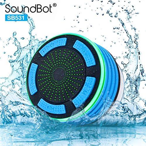 SoundBot Waterproof Bluetooth Resistant Speakerphone product image