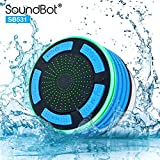 Best soundbot Home Bluetooth Speakers - SoundBot IPX7 Waterproof 5W Bluetooth Wireless Shower Speaker Review