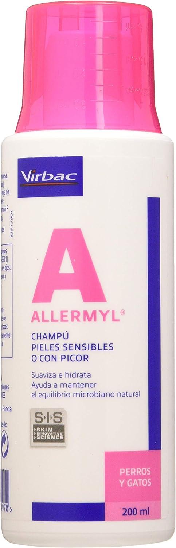 Virbac Allermyl Champú Dermatológico, 200 ml