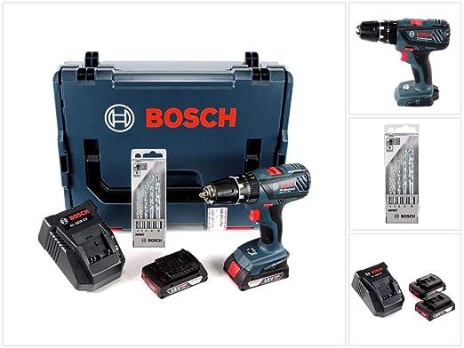 Bosch GSB 18 - 2-LI Plus Professional - Taladro con 2 ...