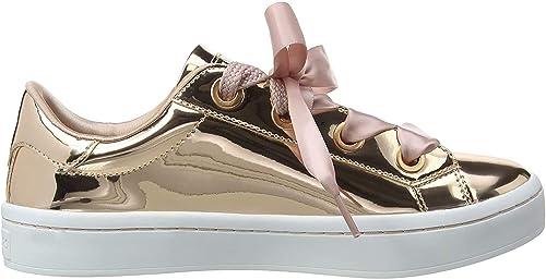 Hi-Lite-Metallic Patent Sneaker