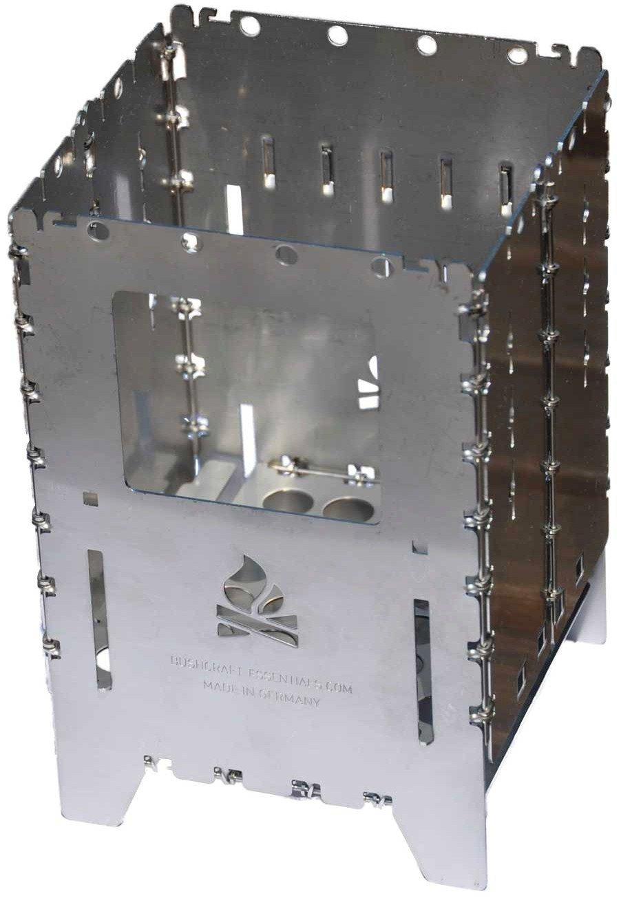 Outdoor Stove Bushbox XL by Bushcraft Essentials [並行輸入品] B01AL20J7U