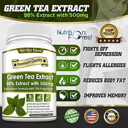 Green Tea Extract 98%