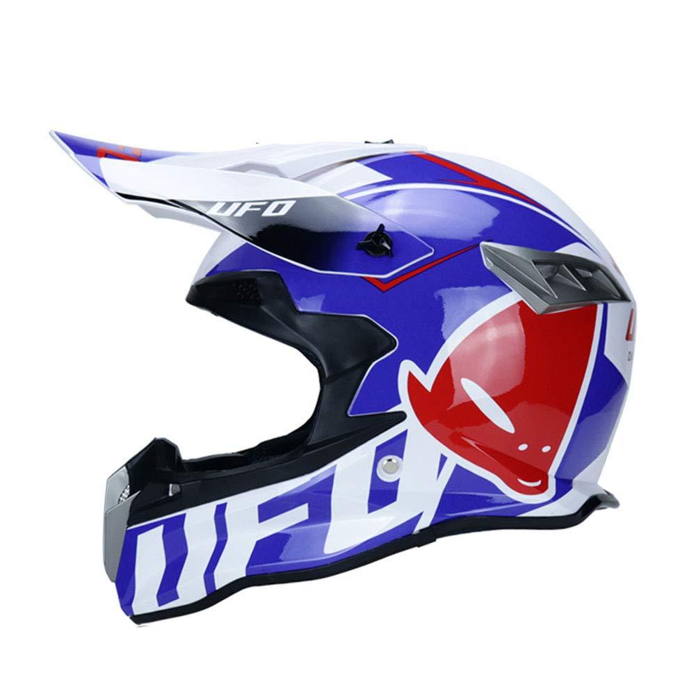 WZFC Casco Motocross Eduro Homologado Casco De Moto Cross ...