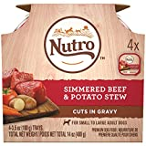 Cheap Nutro Wet Dog Food Multipack?Simmered Beef & Potato Stew, 3.5 Ounce Trays (12-Pack)