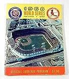 1968 MLB World Series Program ^ Detroit Tigers