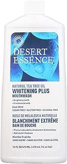 product image for Desert Essence Mouthwash - Tea Tree Whitening Mint - 16 fl oz
