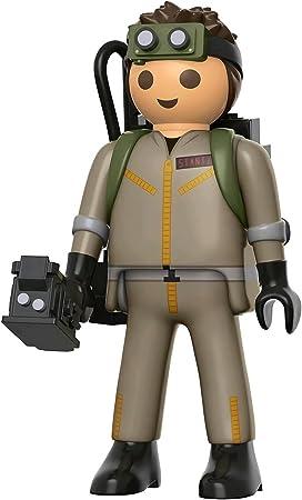 Funko - Figurine Ghostbusters Playmobil - Raymond Stantz 15cm - 0849803088163