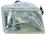 94 ford ranger headlight assembly - Depo 331-1113R-AS Ford Ranger Passenger Side Replacement Headlight Assembly