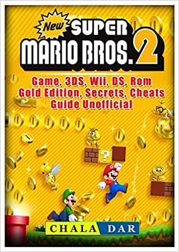 Buy New Super Mario Bros 2 Game, 3DS, Wii, DS, Rom, Gold