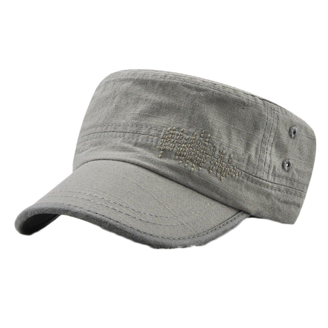 Gorras de Exterior clásicas Cubiertas de algodón, Gorras Planas ...