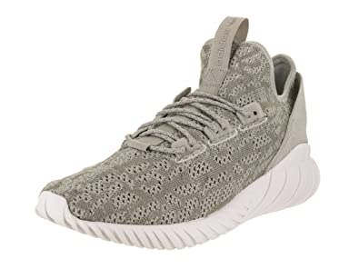 adidas Men's Tubular Doom Sock PK Originals Sesame/Sesame/Crywhite Running  Shoe 8 Men