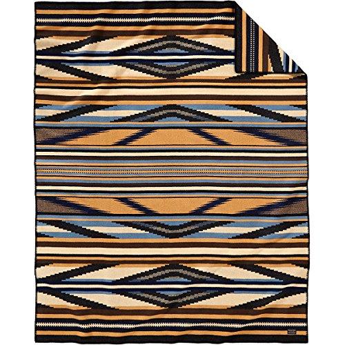 Pendleton Rio Canyon Wool Blanket, Tan, Twin