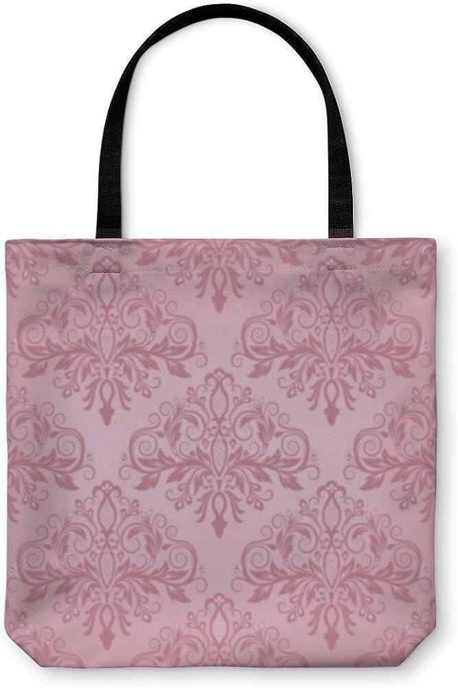 Damask Pattern Gear New Shoulder Tote Hand Bag 23037GN