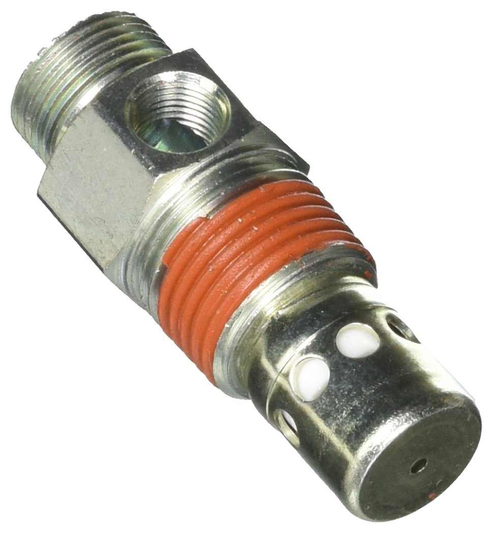 Powermate Vx 031-0060RP 1/2 by 1/2-Inch NPT Tube with 1/8-Inch Bleeder Check Valve