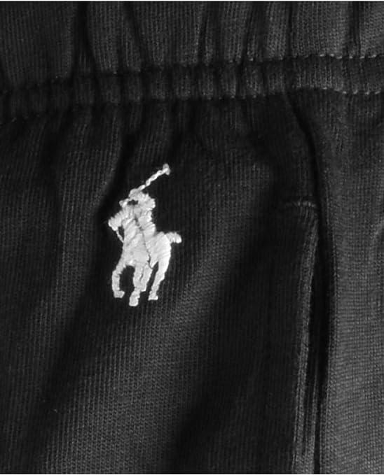 Ralph Lauren - Polo Bermuda-Short Sleep Negra p - XXL, Negro