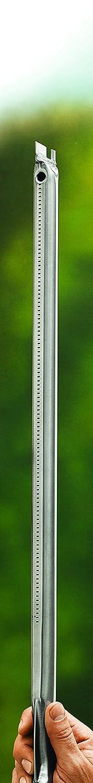 Weber Stainless Steel Burner Tube Set Spirit 500, Genesis Silver A