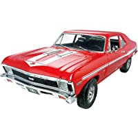 Revell 69 Chevy EY Nova Yenko 1:25 Scale Model Kit -Plastic Model Kit