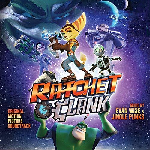 Price comparison product image Ratchet & Clank (Original Motion Picture Soundtrack)