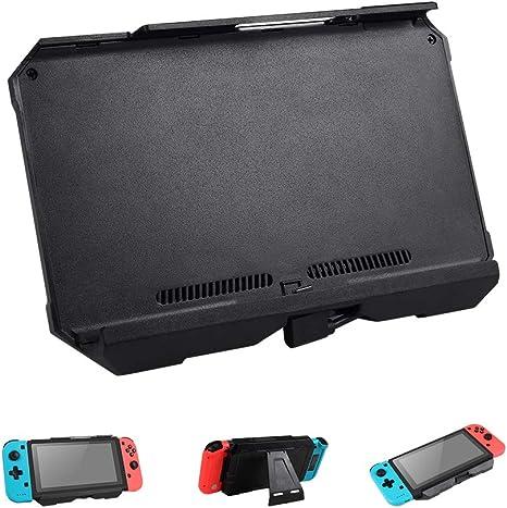 Nintendo Switch Cargador de batería, SW08 batería Externa ...