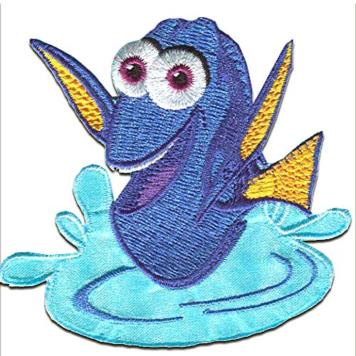 Iron on patches - FINDING DORY