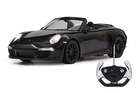 Jamara Porsche 911 Carrera Remote controlled car - Juguetes de control remoto (370 mm,