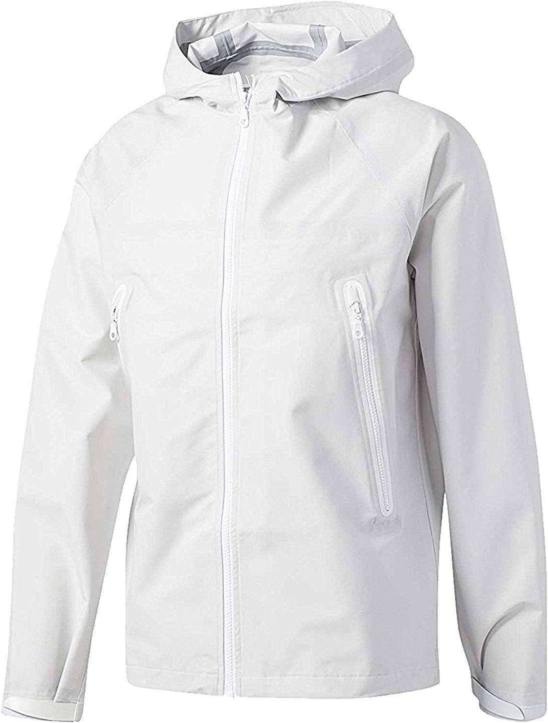 adidas Men Originals Men's Trefoil Hard Shell Jacket BR4152