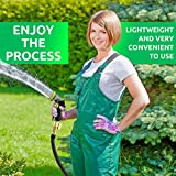Nifty Grower 100ft Garden Hose - New Expandable