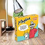Maxine Box Daily Desktop Calendar - 2018 {jg} Great Holiday Gift Idea - Great for mom, dad, sister, brother, grandparents, aunt, uncle, cousin, grandchildren, grandma.